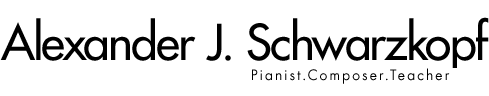 Alexander J. Schwarzkopf Logo